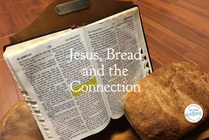What's the connection between Jesus and bread?