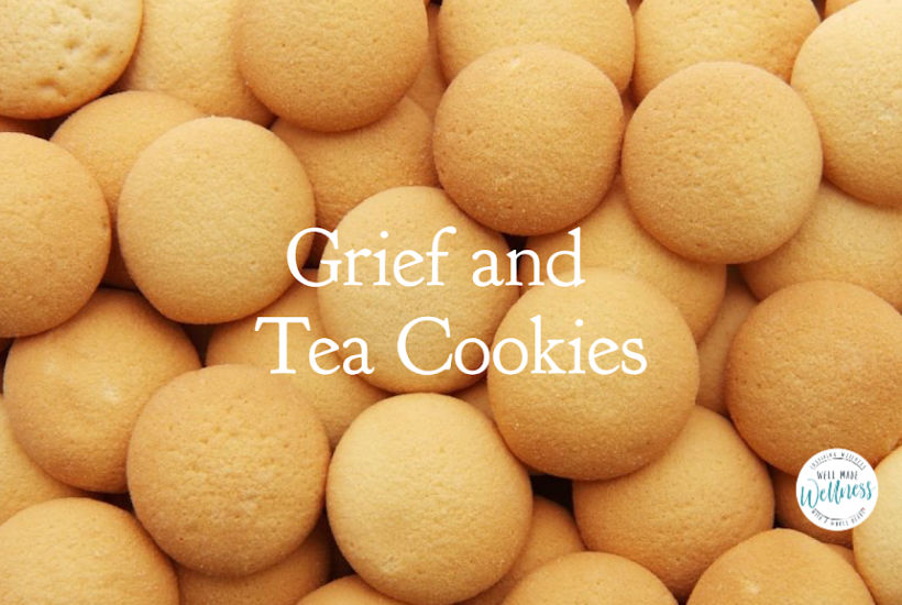 My grandmother's tea cookie recipe
