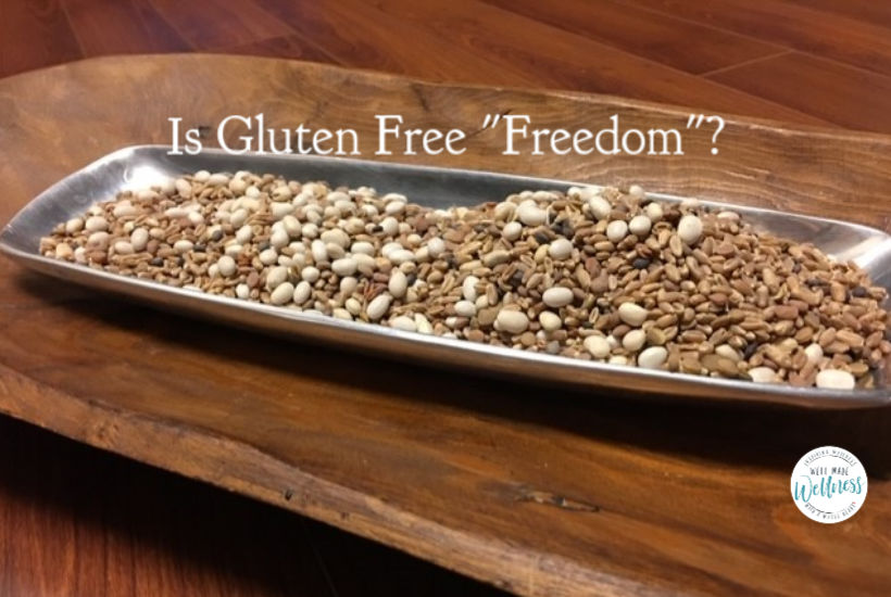 Is the gluten free diet freedom?