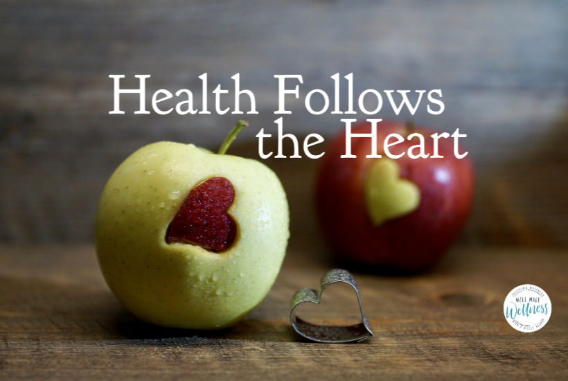Health follows the heart: heart change leads to behavior change