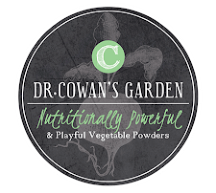 Dr. Cowan's Garden supplies nutritionally powerful and playful vegetable powders.