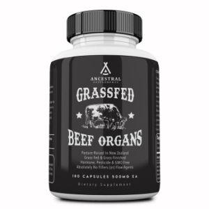 Ancestral Supplements  Grassfed Beef Organs